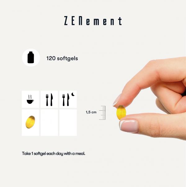 Aceite de Orégano 150 mg - 120 Perlas