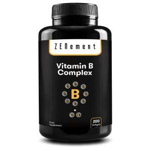 Vitamin B Complex - 200 Capsules