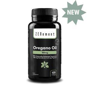 Olio di origano 150 mg - 120 Capsule Sofgel