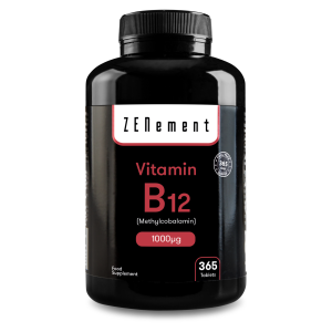 Vitamin B12 Methylcobalamin 1000µg - 365 Tablets