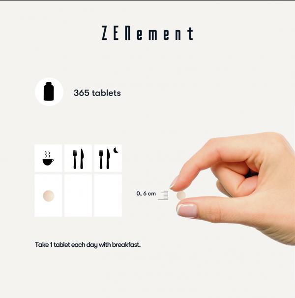 Biotin complex, with Selenium & Zinc, 365 Tablets