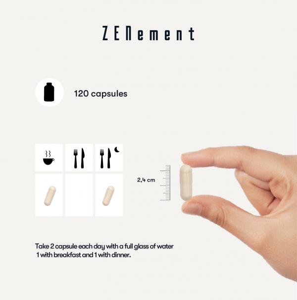 Calcium Citrate with Vitamin D3 - 120 Capsules